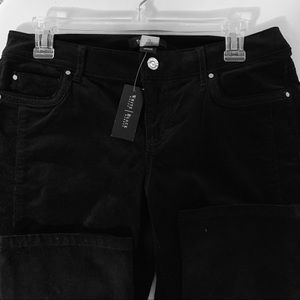 White House Black Market courderoy pants size 6R